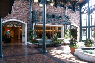Port Orleans French Quarter Lobby